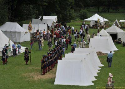 2012_Grafenhochzeit auf Schloss Ursel - Belgien - Biwak